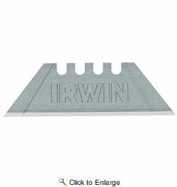 Irwin 2014097  4 Point Snap Utility Blades - 5 per Package