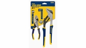 "Irwin 2078701  Vise-Grip 2-Piece Pliers Set  6"" Slip Joint and 10"" Groove Joint"