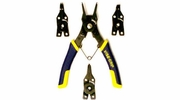 "Irwin 2078900  Vise-Grip 6-1/2"" Convertible Snap Ring Pliers"