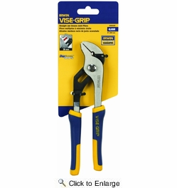 """Irwin 4935320  Vise-Grip 8"""" Groove Joint Pliers - Straight Jaw (GJ8R)"""