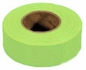 Irwin 65604  Strait-Line 150' Lime-Glo Fluorescent Flagging Tape