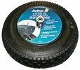 "Jackson FFTKBCC  16"" Flat Free Knobby Wheelbarrow Tire for 5/8"" Axle"