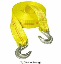 Keeper 02815  15' Emergency Tow Strap
