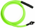 "Legacy HFZ1405YW2B  Flexzilla ZillaWhip 1/4"" X 5' Air Hose with 1/4"" MNPT Ball Swivel x 1/4"" FNPT"