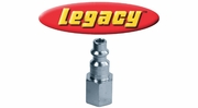 Legacy Type D Steel Quick-Disconnect Plugs and Couplers