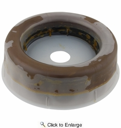 Lincoln 101051  Toilet Bowl Wax Gasket with Plastic Sleeve