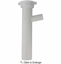 Lincoln 108909  PVC Dishwasher Branch Tailpiece