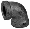 "Lincoln 440004  1/2"" 90 Degree Elbow Galvanized Pipe Fitting"