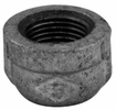 "Lincoln 440074  1/2"" Cap Galvanized Pipe Fitting"