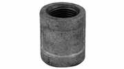 "Lincoln 440104  1/2"" Coupler Galvanized Pipe Fitting"