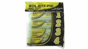 """Linzer 9384-9  Project Select 3/8"""" x 9"""" Rol-Rite Pak  Paint Roller - 4 Per Package"""