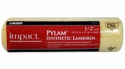 """Linzer RC144  Impact 1/2"""" x 9"""" Pylam Synthetic Lambskin Roller Cover"""