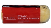 """Linzer RC146  Impact 1"""" x 9"""" Pylam Synthetic Lambskin Roller Cover"""