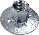 """Makita 193048-0  5/8""""-48 Sanding Lock Nut for use with Rubber Pads"""
