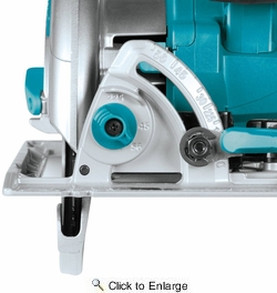 "Makita 5007MG  7-1/4"" Magnesium Circular Saw"