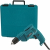 """Makita 6408K 3/8"""" Variable Speed 4.9 Amp Drill with Keyless Chuck and Storage Case"""