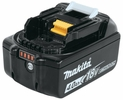 Makita BL1840B  18-Volt Compact Lithium-Ion Replacement Cordless Battery with L.E.D. Indicator - 4 Ah