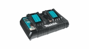 Makita DC18RD 18 Volt Lithium-Ion Dual Port Rapid Optimum Battery Charger