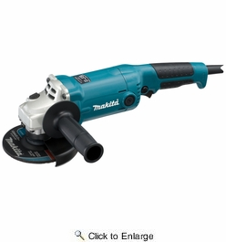"Makita GA5020  5"" Angle Grinder with Super Joint System - 10.5 Amp"
