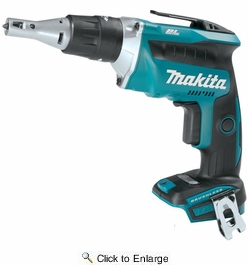 Makita XSF03Z  18 Volt Lithium-Ion Brushless Cordless Drywall Screwdriver (Tool Only)