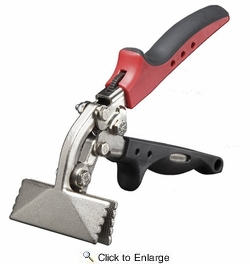 """Malco S3R  3"""" Offset Hand Seamer with Forged Jaws"""