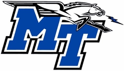 Middle Tennessee State University - Blue Raiders