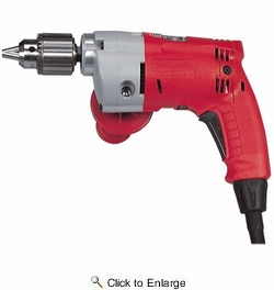 "Milwaukee 0234-6  1/2"" Magnum Drill, 0-850 RPM"