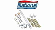 National Bifold Door Hardware
