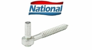 National Gate Screw and Bolt Hooks