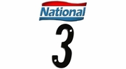 National House Numbers