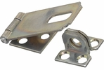 """National  N102-145  Safety Hasp 2-1/2"""" - Zinc Plated (V30)"""
