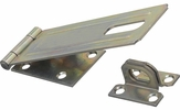 """National  N102-459  Safety Hasp 6"""" - Zinc Plated (V30)"""
