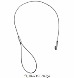 National  N109-009  Gate Latch Cable -Stainless Steel (V853)