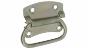 """National  N117-002  Chest Handle 3-1/2"""" - Zinc Plated (V175)"""