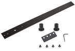 "National  N187-060  Sliding Door 24"" Track Extension Kit - Oil Rubbed Bronze (954)"