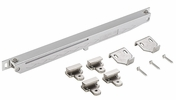 National  N187-082  Sliding Door Soft Close Kit - Satin Nickel (V1060)