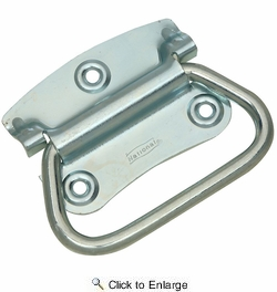 "National  N203-760  Chest Handle 2-3/4"" - Zinc Plated (V175)"