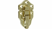 National  N208-595  Chest Draw Catch - Brass - 2 Per Package (V1848)