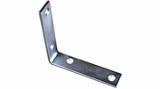 "National N220-145  4"" Corner Brace - Zinc Plated"