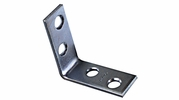 "National N266-304  1-1/2"" Corner Brace - Zinc Plated"