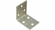"National  N285-551  2"" X 1-1/2"" Corner Brace - Zinc Plated - 2 Per Package (V121)"
