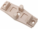 National  N344-846  Sliding Door Guide - Tan (V197)