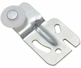 "National  N344-879  1/4"" Offset, Sliding Door Hanger - Zinc Plated - 2 Per Package (V796)"