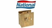 National Pocket Door Pulls