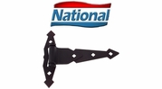 National T-Hinges