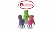 Nitrile Palm Gloves Assorted Colors