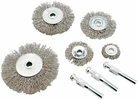 Performance Tool 1463  Wire Wheel Set