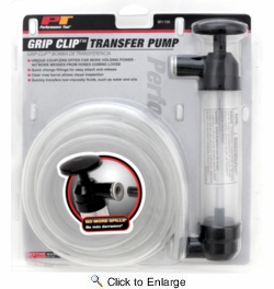 Performance Tool W1156  Grip Clip Quick Release Transfer Pump