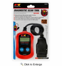 Performance Tool W2977  CAN OBDII Diagnostic Scan Tool