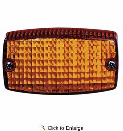Peterson V306A  Surface Mount Turn Signal Light Amber